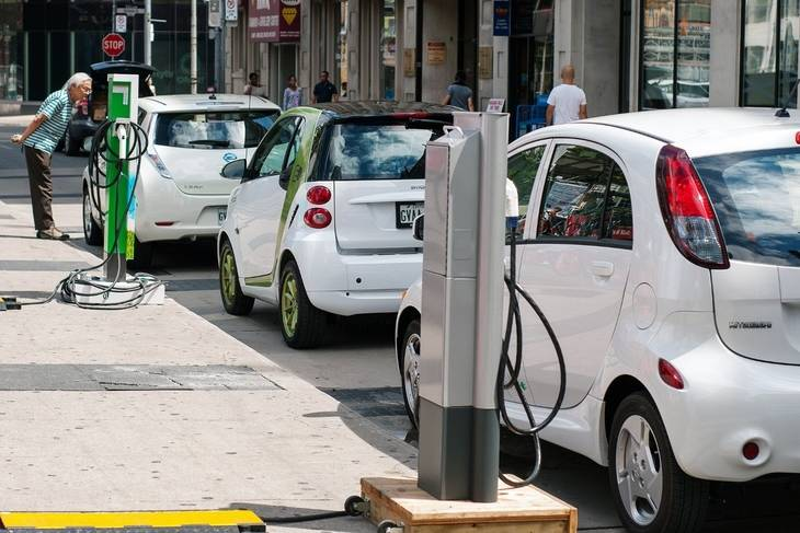 Las ventas de coches eléctricos crecen un 51,5% en 2016