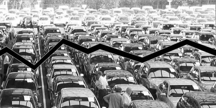 Las ventas suben pero algunas marcas bajan