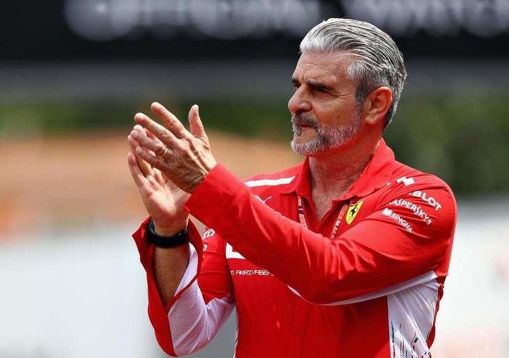 Maurizio Arrivabene sale de Ferrari