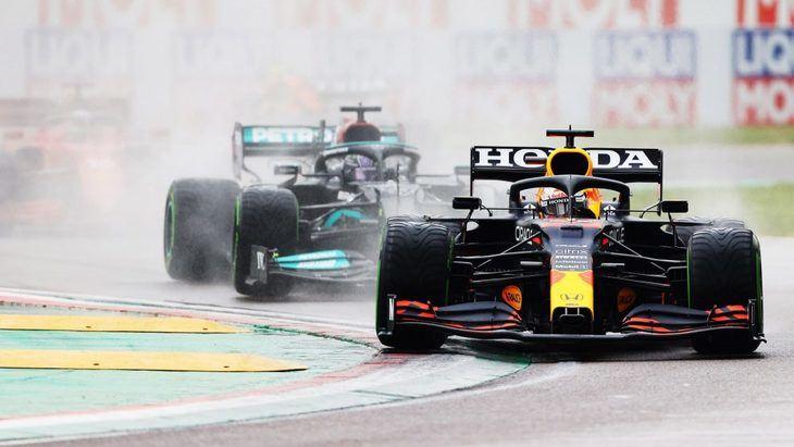 GP de Bélgica F1 2020: Mercedes concede el mejor tiempo a Verstappen