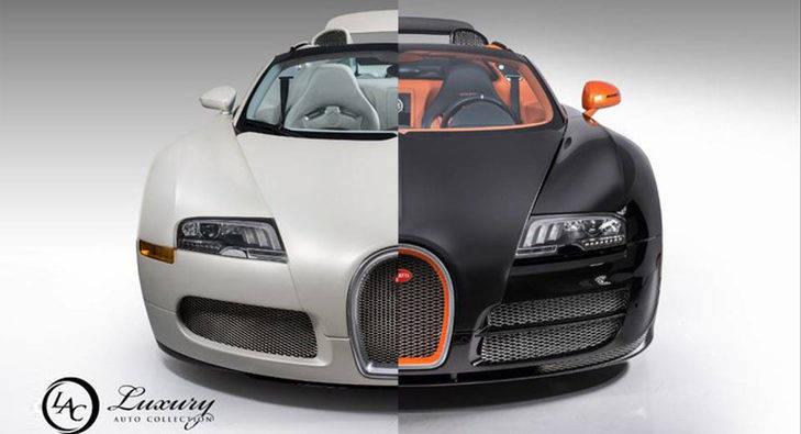 ¿Buscas un Bugatti Veyron? Floyd Mayweather vende los 2 que tiene