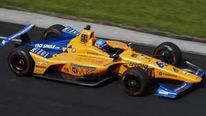 Alonso 31º no se clasifica
