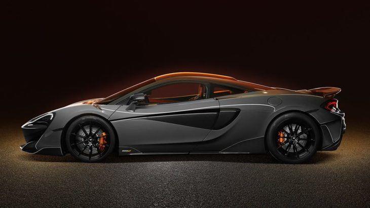 McLaren 600LT el más radical de la gama