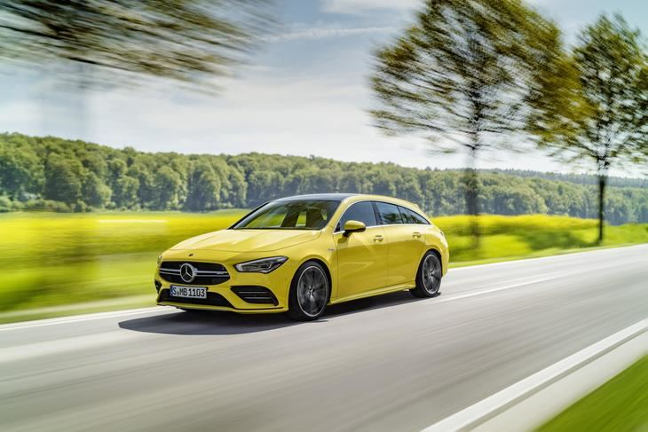 Nuevo Mercedes-Benz CLA Shooting Brake