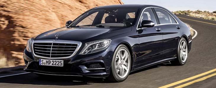 Mercedes-Benz Clase S 2014