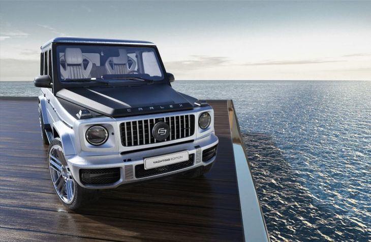 Nuevo Mercedes-Benz GLC
