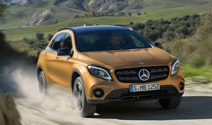 El nuevo Mercedes-Benz GLA se renueva