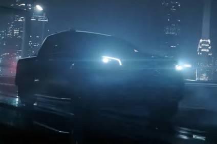 Mercedes Clase X al descubierto