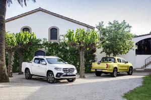 Nuevo Mercedes Clase X, ¡vuelven las pick-up a Europa!