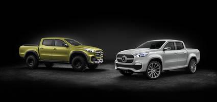 Mercedes-Benz crece con el futuro X-CLASS