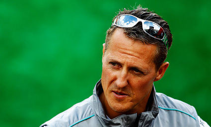 Michael Schumacher cumple hoy 50 años