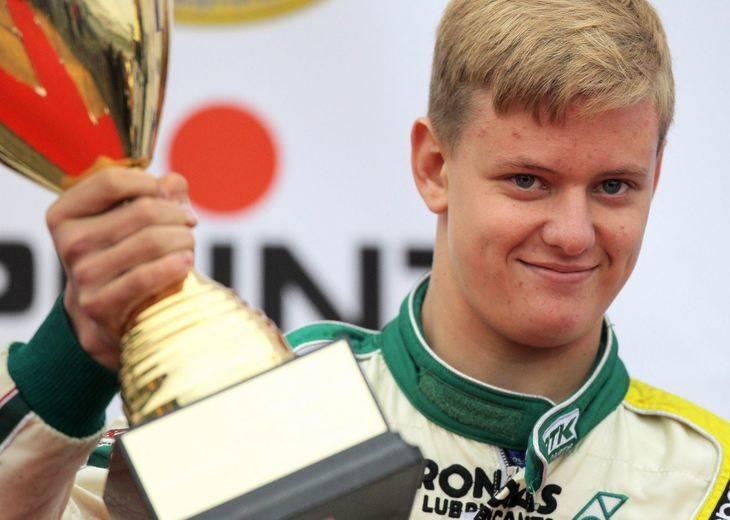 Mick Schumacher, primera victoria