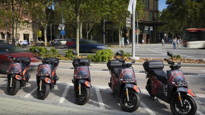 Seat MO ya circula por Barcelona