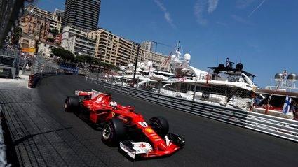 GP de Mónaco: Vettel sin adversarios