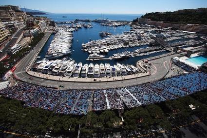 GP de Mónaco: Neumáticos y horarios