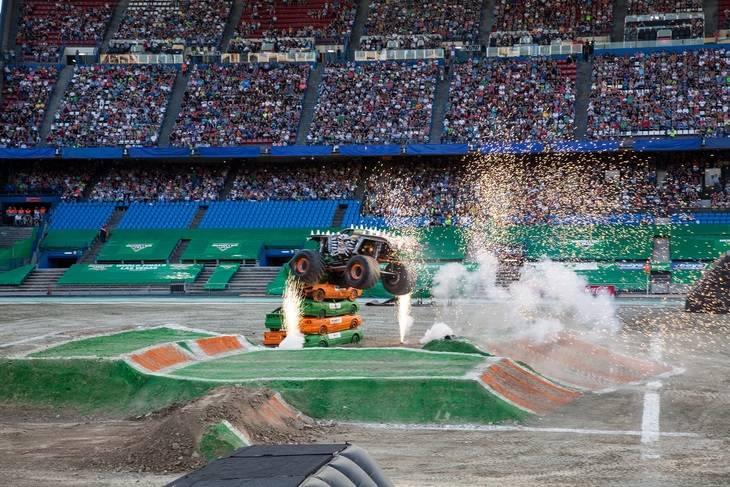 Los Monster Truck vuelven a España