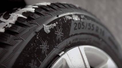 ¿Qué debes conocer sobre los neumáticos de invierno?