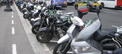Un 24,7 por ciento creció el mercado de la moto en septiembre