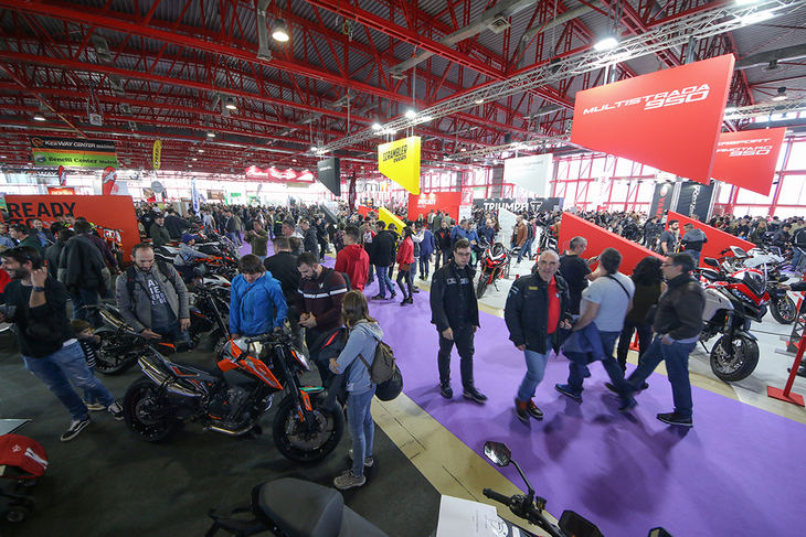 Motorama Madrid 2020 abre hoy sus puertas