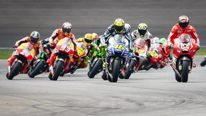Novedades en el reglamento de MotoGP
