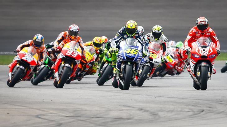 MotoGP ya no se verá en Movistar