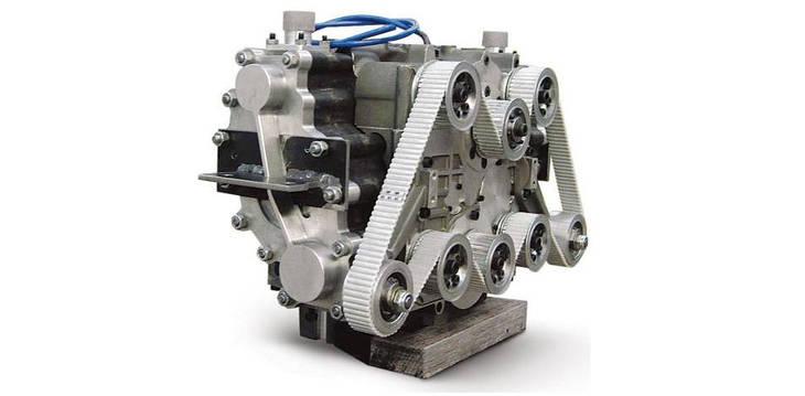 Nuevo motor impulsado por aire