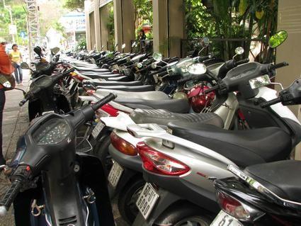 Las motos siguen al alza: las matriculaciones aumentan un 10,7% en octubre