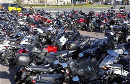 Aumenta el mercado de la moto