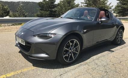 Video Prueba del Mazda MX-5 RF: sensaciones a cielo abierto