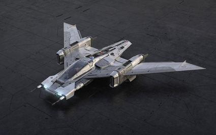 Porsche diseña una nave espacial de Star Wars