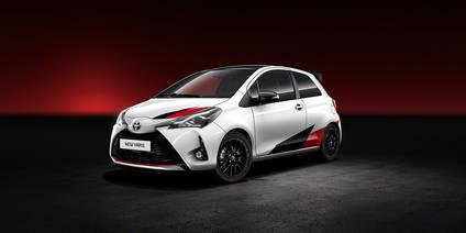 Nueva versión deportiva del Toyota Yaris con 210CV