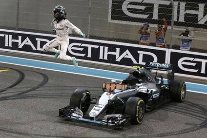 Nico Rosberg, un Campeón Tranquilo