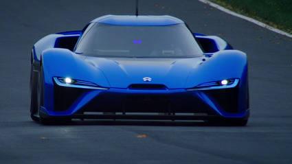 El Nio EP9 establece un récord de velocidad