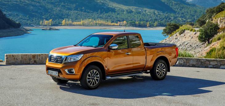 Nueva Nissan Navara desde: 23.043 euros