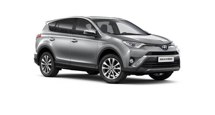 Toyota renueva el RAV4 con motores diésel, gasolina e híbrido