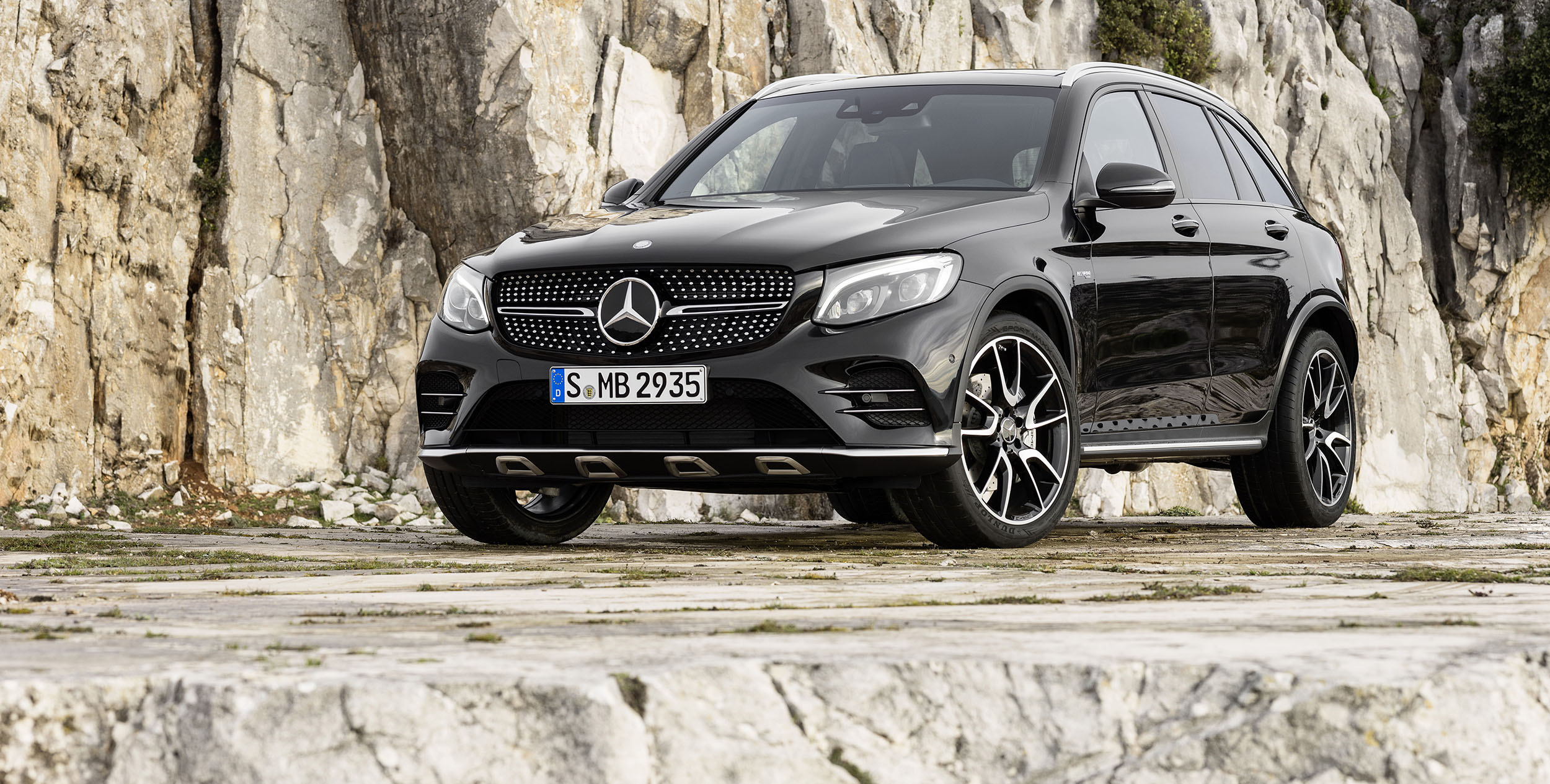 mercedes benz glc 43 amg revista de coches. Black Bedroom Furniture Sets. Home Design Ideas