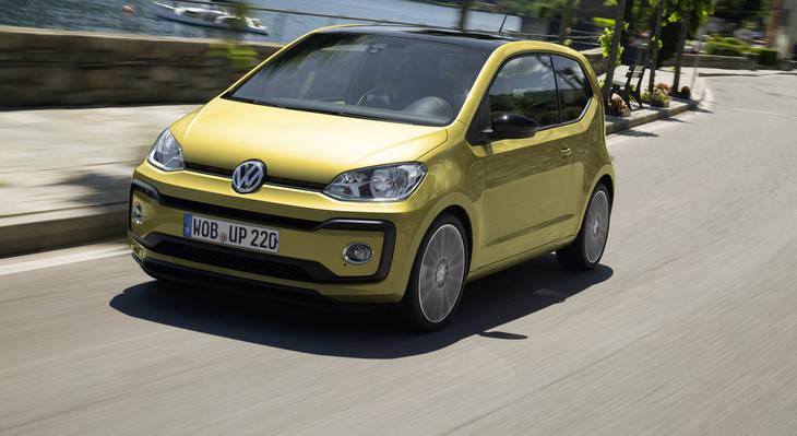 El 'peque' de Volkswagen costará 11.910€