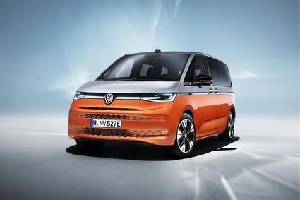 Nueva Volkswagen Multivan, mayor versatilidad y electrificada