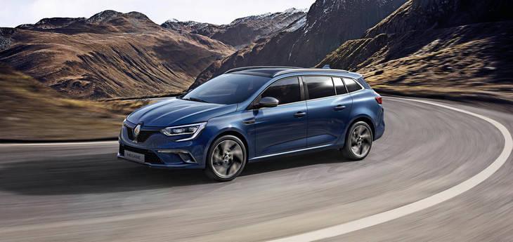 Renault desvela el nuevo Mégane familiar