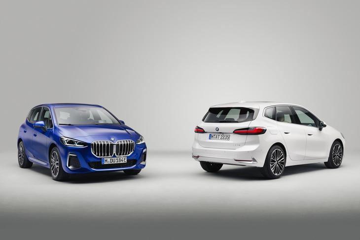 El BMW Serie 2 Active Tourer se renueva