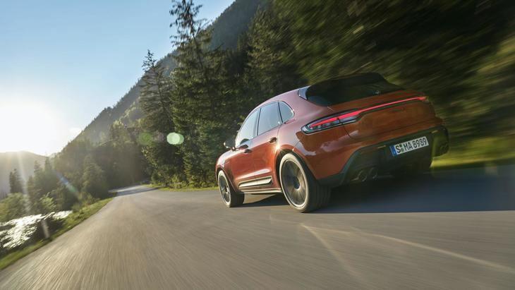 Nuevo Porsche Macan, más potente y estilizado