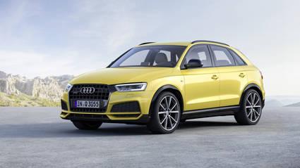 El Audi Q3 se actualiza