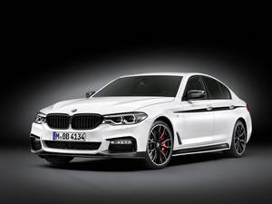 Nuevos accesorios M Performance para el BMW Serie 5