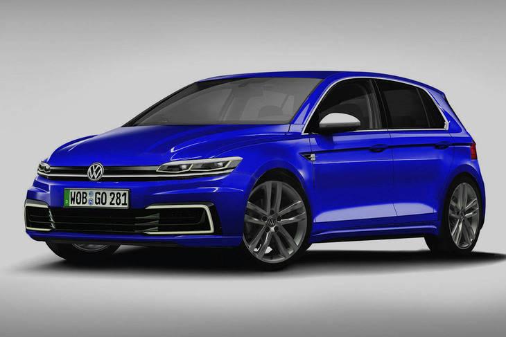 Posible Volkswagen Golf VIII
