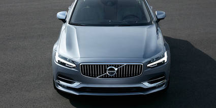 El Volvo S60 podr�a llegar en 2017