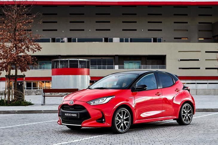 Toyota lanza el nuevo Yaris Electric Hybrid desde 17.950 € o por 150 €/mes