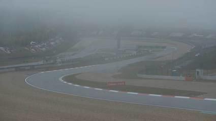 GP de Eifel F1 2020: La niebla impide rodar en las dos sesiones de Libres