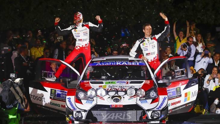 Rallye de México 2020: Ogier gana con Toyota