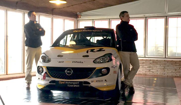 Equipo Opel Motorsport
