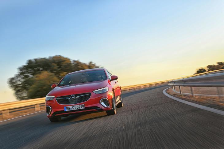 El Opel Insignia GSI deja atrás al OPC desde 45.500 euros